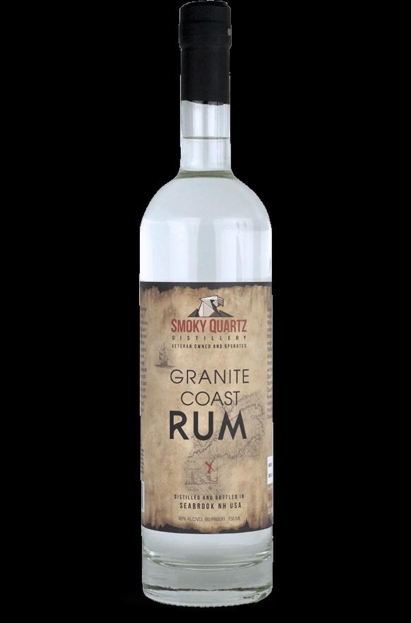 Granite Coast Rum