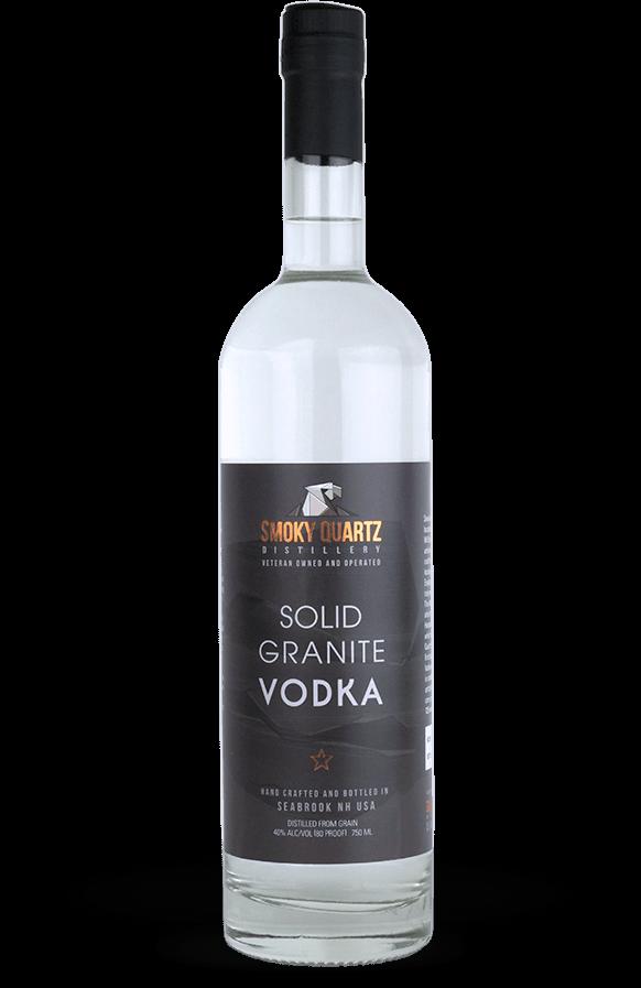 Solid Granite Vodka